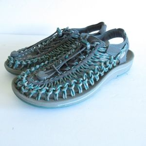 Keen Uneek Water Sandals Woven Corded